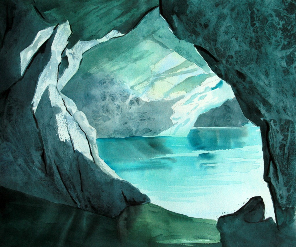Frozen Grotto