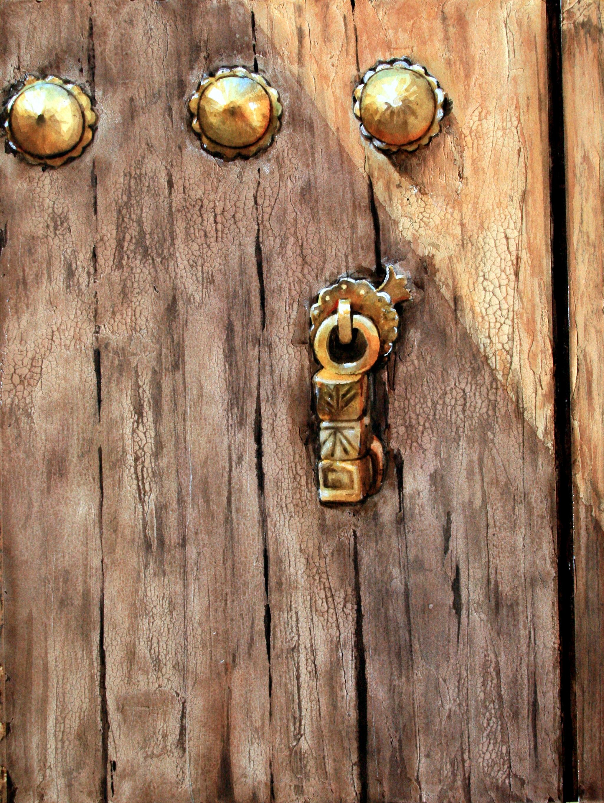 Men's Door Knocker