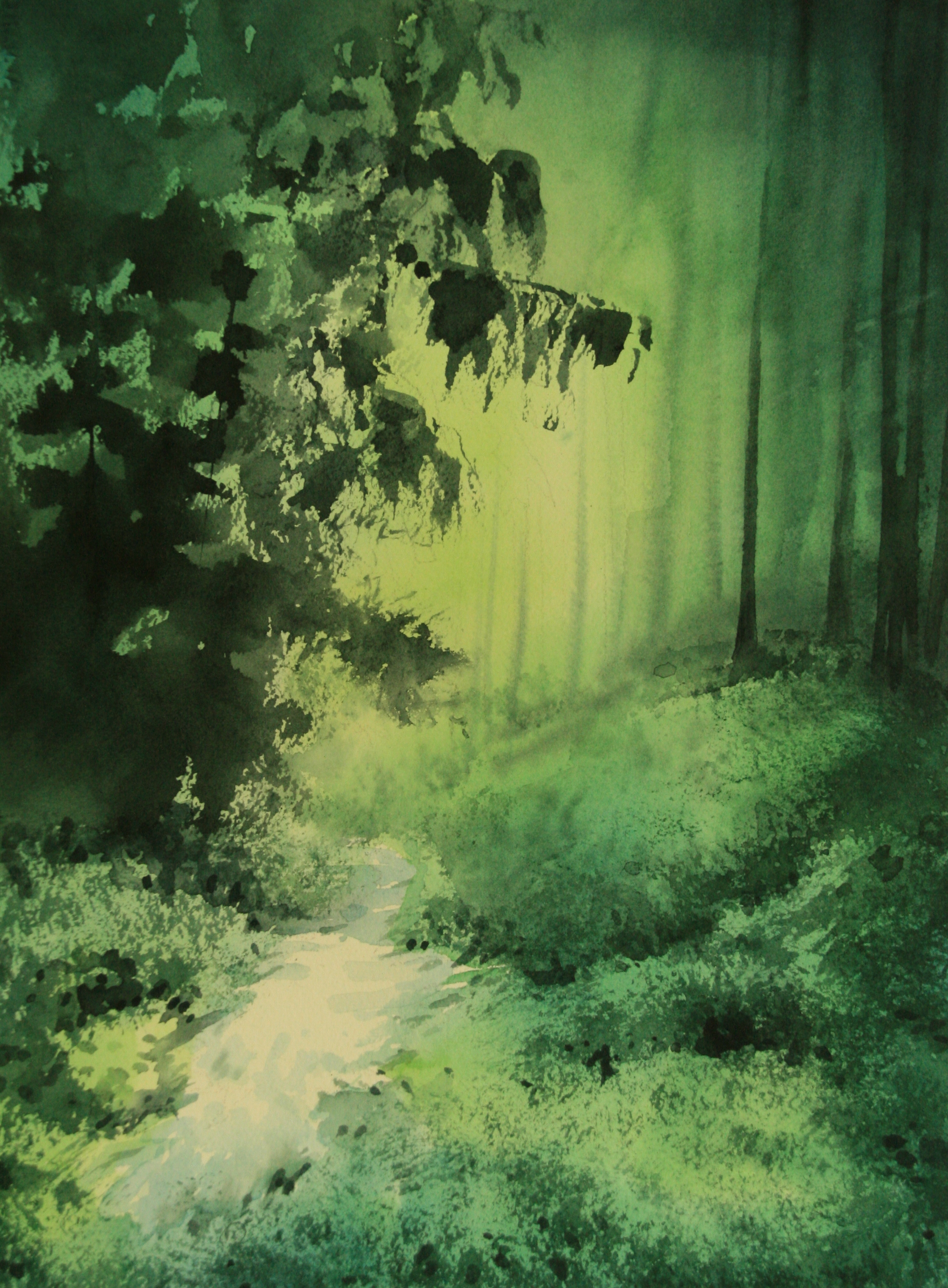 Path of Green